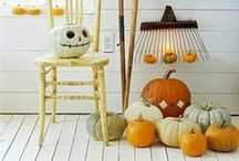 A Little Spooky Inspiration / Ideas to make this Halloween one to remember
