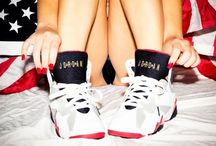 She Got Game / Female sneakerheads  / by Champs Sports
