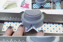 Envelope Punch Board Projects / by Elizabeth Schwerm
