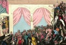 History - Theatres / The places, actors, and Theatregoers.