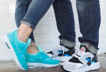 His and Hers / Couples with the right shoe game stay together.