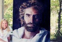 Akiane Kramarik- Paintings of Jesus & Heaven