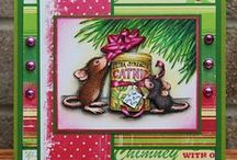 Cards-House Mouse / by Kathie Maltby