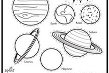 3rd grade D7 Astronomy, Space & Universe