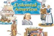 3rd Grade D10 Colonial America