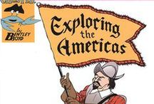 3rd Grade D9 European Exploration of N.America