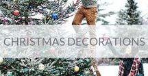 Christmas decorations / Christmas decorations ideas. Christmas tree, Christmas gift wrapping ideas, Christmas indoor decor.  Boże Narodzenie. Pomysły na świąteczne dekoracje i ozdoby. Prezenty, ozdoby choinkowe, świąteczne dekoracje domu.