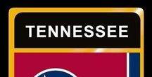 USA: Tennessee - State / Tennessee = Hauptstadt / Capital - Nashville ~~~ Tennessee - Vereinigte Staaten von Amerika / United States of America / USA