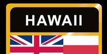 USA: Hawaii - State / Hawaii = Hauptstadt / Capital - Honolulu ~~~ Hawaii - Vereinigte Staaten von Amerika / United States of America / USA