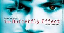 Film: Butterfly Effect (Gemischt / Mixed) / Butterfly Effect (2004) + Butterfly Effect 2 (2006) + Butterfly Effect 3 - Die Offenbarung / The Butterfly Effect 3: Revelations (2009)