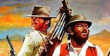 Filme - Terence Hill & Bud Spencer (Gemischt / Mixed) / Bud Spencer (Carlo Pedersoli) / Terence Hill (Mario Girotti)