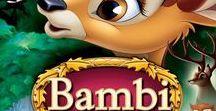 Film: Bambi (Gemischt / Mixed) / Bambi (1942) + Bambi 2 - Der Herr der Wälder / Bambi II (2006)