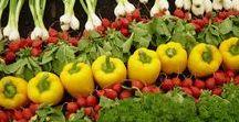 Pflanzen: Gemüse (Gemischt / Mixed) / Gemüse / Vegetables