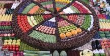 Pflanzen: Früchte - Gemüse / Obst - Früchte / Fruit + Gemüse / Vegetables