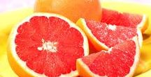 Pflanzen: Grapefruit - Blutorange / Grapefruit oder Blutorange / Grapefruit or Blood Orange + Zitrusfrüchte - Zitruspflanzen / Citrus