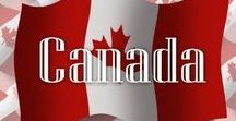 Land: Kanada - Canada / Kanada / Canada ~~~ Hauptstadt / Capital - Ottawa