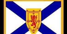 Kanada: Nova Scotia / Kanada / Canada - Provinz / Province ~~~ Nova Scotia = Hauptstadt / Capital - Halifax
