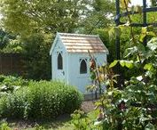 The Posh Shed Company / Creating beautifully distinctive sheds, garden storage solutions, smoke houses and many more gardening accessories www.theposhshedcompany.co.uk