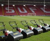 Allett Mowers / High quality, luxury grade lawns and sports surfaces are mown with Allett cylinder mowers.