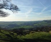 Derbyshire Countryside & The Peak District