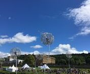 RHS Chatsworth Flower Show 2017 / Here at Paskett PR, one of the perks of the job is being able to attend some of the wonderful, annual flower shows that happen up and down the country. We loved RHS Chatsworth and we'll definitely be back next year!