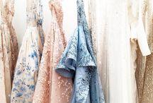 gorgeous / too many wonderful dresses