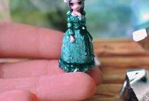 miniature elves