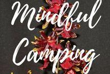 Mindful Camping / Camping and Travel in the US.  RV-ing.  Respectful Living.  Enjoying Nature. U.S. Travel. ARespectfulLife.com Blog.