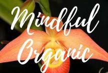 Mindful Organic / Organic Everything.  Mindfulness.  Respectful Living.  ARepectfulLife.com Blog.