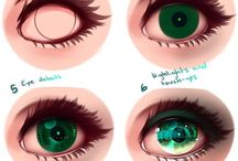How to Draw: Eyes / How to draw