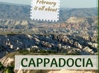Cappadocia GLIMPSES / Glimpses of Cappadocia (and on the way to Cappadocia), full series, short stories, anecdotes, numerous photos and more at glimpsesoftheworld.travel.blog.  February 2017 was all about Cappadocia! ;)