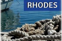 Rhodes/Greece GLIMPSES / Travel stories from the lovely island of Greece by Glimpses of The World. Rhodes is full of history and breath taking beaches! Vacation perfect Greek island, check it out! :)