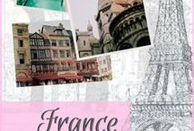 France GLIMPSES / It's vacation time! :) Enjoy travel stories from France by Glimpses of The World blog, stories that are a bit poetic and vintage in a way. Check out why! ;)