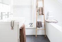 Bathrooms / Droom badkamers