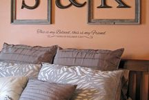 Decorating Ideas / by Lindsey Hawkins-Smith