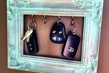 Craft Ideas / by Madalyn Bumpurs