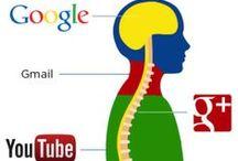 Google / Alles zu Google, Google Plus, Google Maps und viele andere Google Dienste / by Natascha Ljubic