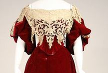 History - 1. Costume (Long 19th Century) / Georgian, Regency, Victorian, Edwardian etc. (Includes underwear meant to be seen). Illustrations are on History - 3. Designs, and modern commentary illustrations are with Recreations. Locations listed when museums are known.