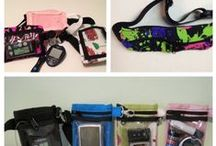 Insulin Pump Cases I Love! / There are literally hundreds of insulin pump cases, pump packs, pump pouches and pump paks out there.  We love so many we wanted to spot light the many new ones that we think are cute, fun and affordable!