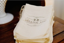Cotton Muslin Bags / by State Line