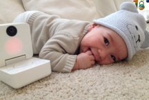Cutest Baby Photo Contest / Vote for your favorite photo by repinning it! You have until October 5th 2012 to vote. The 3 winners will be the persons who have submitted the most repinned and liked photos. / by Withings