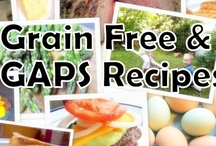 GAPS/Gluten/Grain Free / by Karin