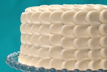 CAKES & FROSTING / Cake design and frosting tutorials