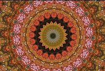 Mandala Meditations by Gloria Gypsy / by Gloria Gypsy