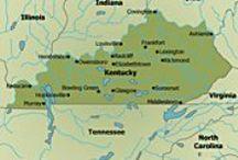Kentucky   / by Shawna Fraher