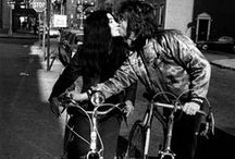 Bicycle ❥ / Bicycle, bicycle, bicycle,          I want to ride my bike, I want to ride my bicycle,                                         I want to ride it where I like!