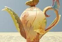 Teapots / Teapots of all varieties / by Diane Nicholson