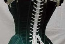 Things to Do or Make: 3. Corsetry / Corsets and Bras