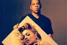 Jay and Queen Bey / by Caitlin Murphy