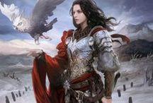 Art: Women in Armour
